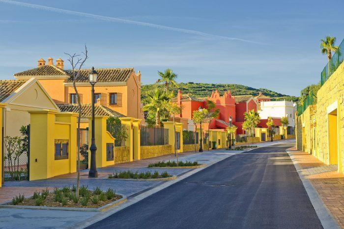 Los Cortijos de la Reserva Urbanization