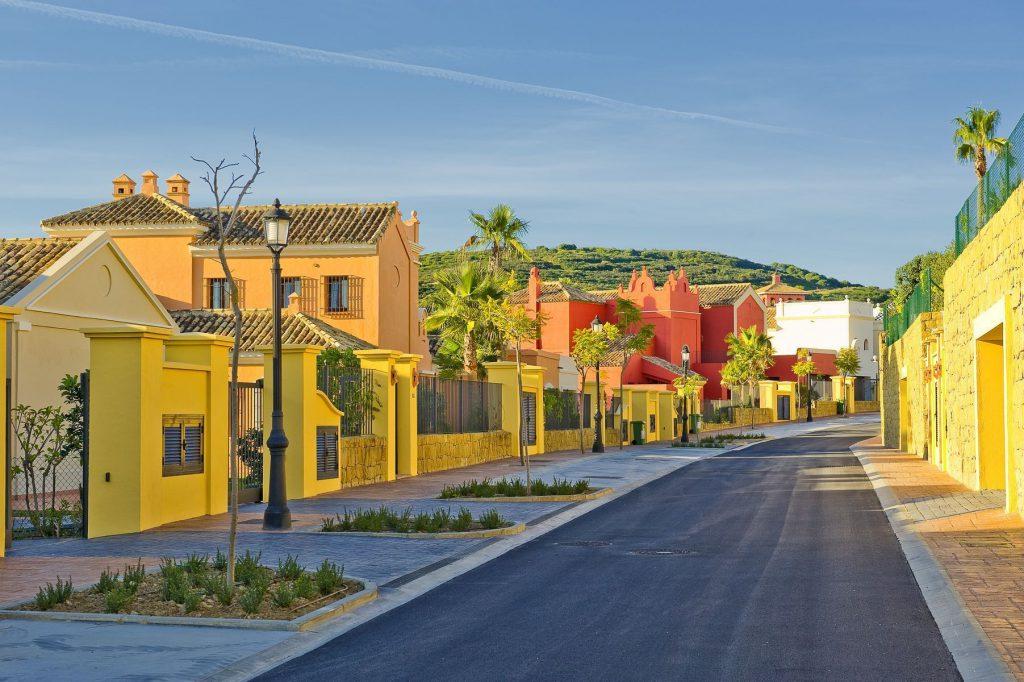 Los Cortijos de la Reserva Urbanizacion